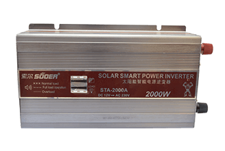 STA-2000A - Modified wave inverter
