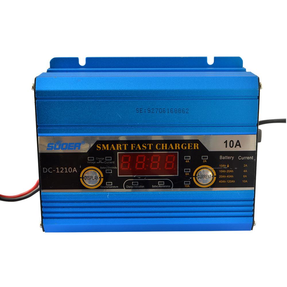 Inverter Car Battery Charger