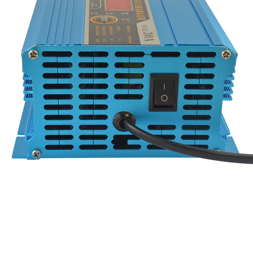 DC-1230A - AGM/GEL Battery Charger - Foshan Suoer Electronic