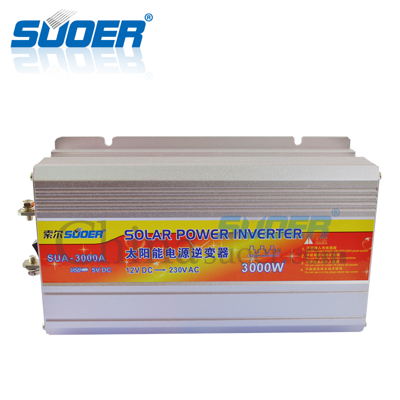 3000W 12V 220V Power Inverter