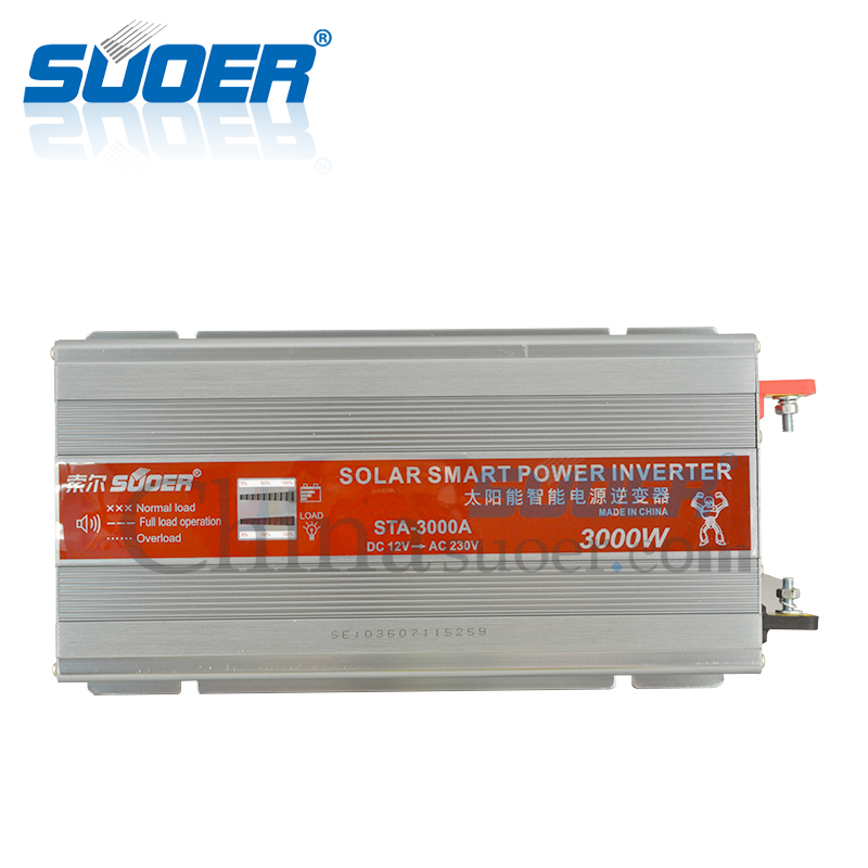 3000W 12V 220V Modified Sine Wave Inverter