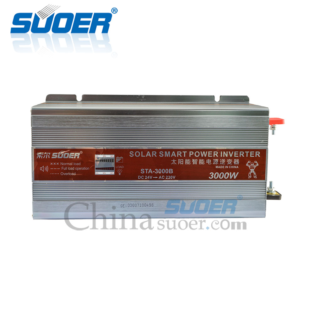 3000W 24V 220V Modified Sine Wave Inverter