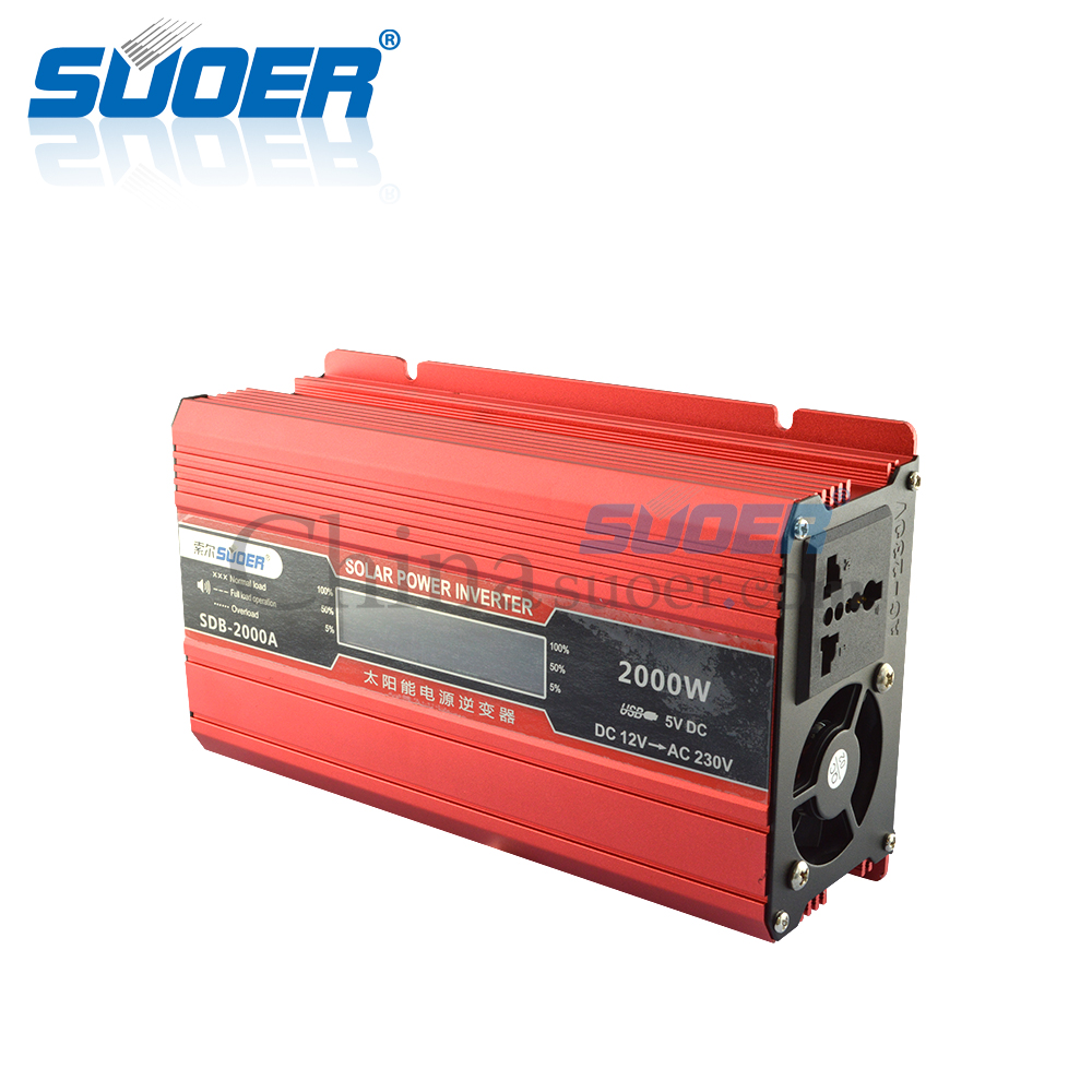 Modified sine wave inverter - SDB-D2000A