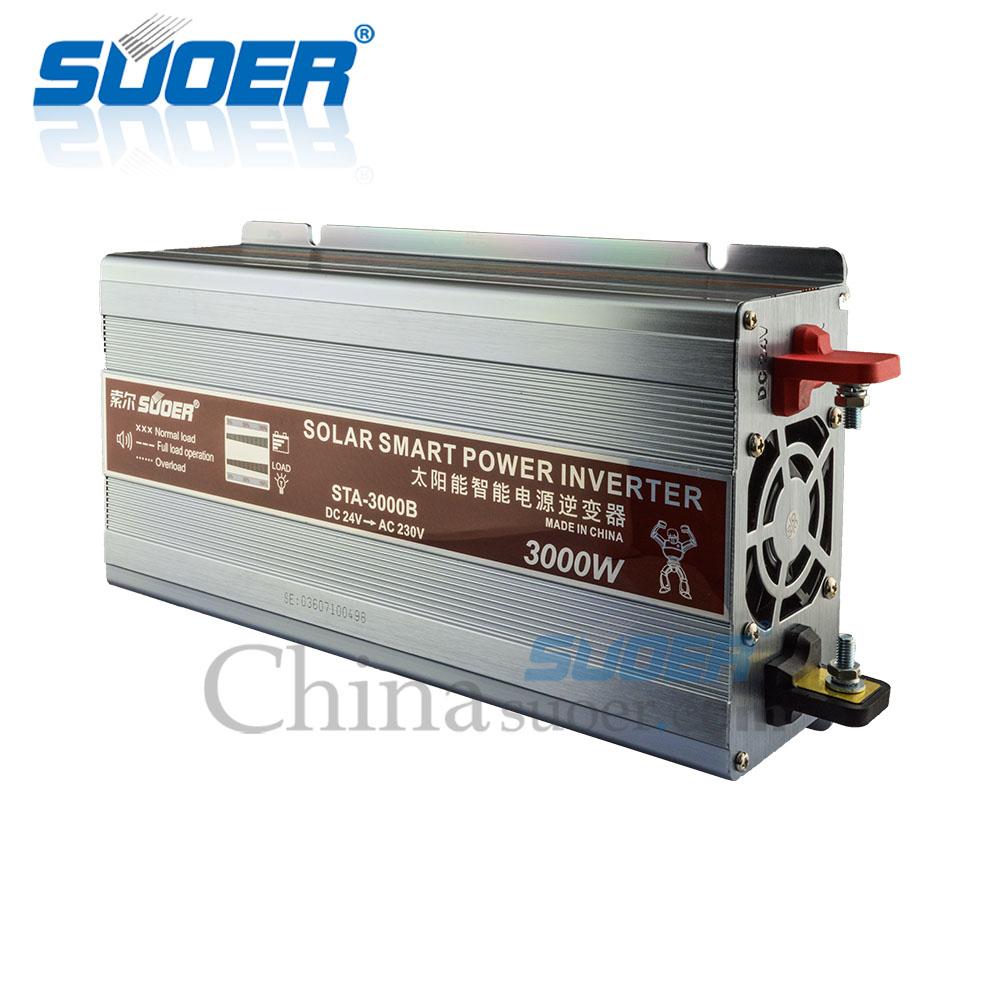 Sta 3000b Modified Sine Wave Inverter Foshan Suoer Electronic 3000w
