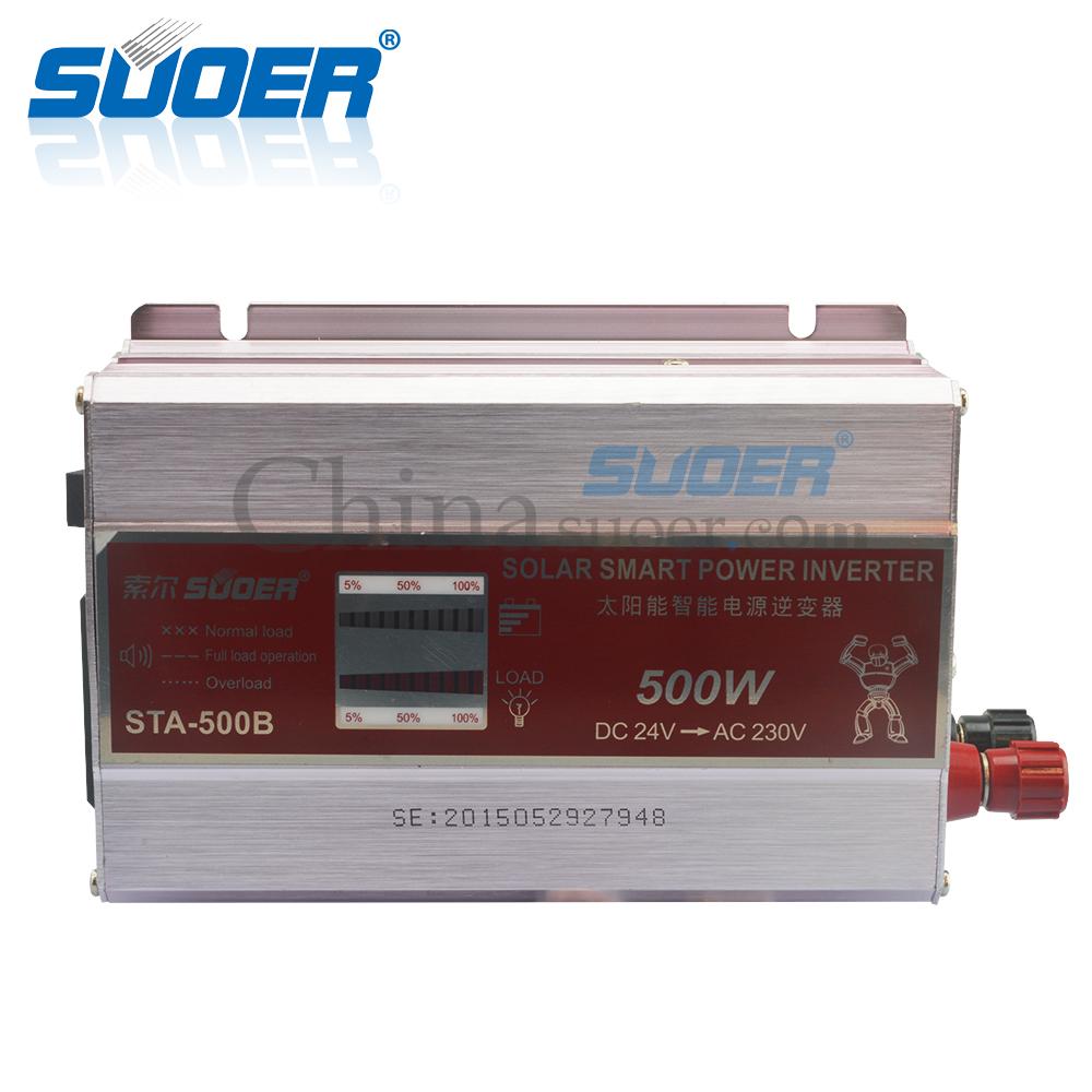 STA-500B - Modified Sine Wave Inverter - Foshan Suoer