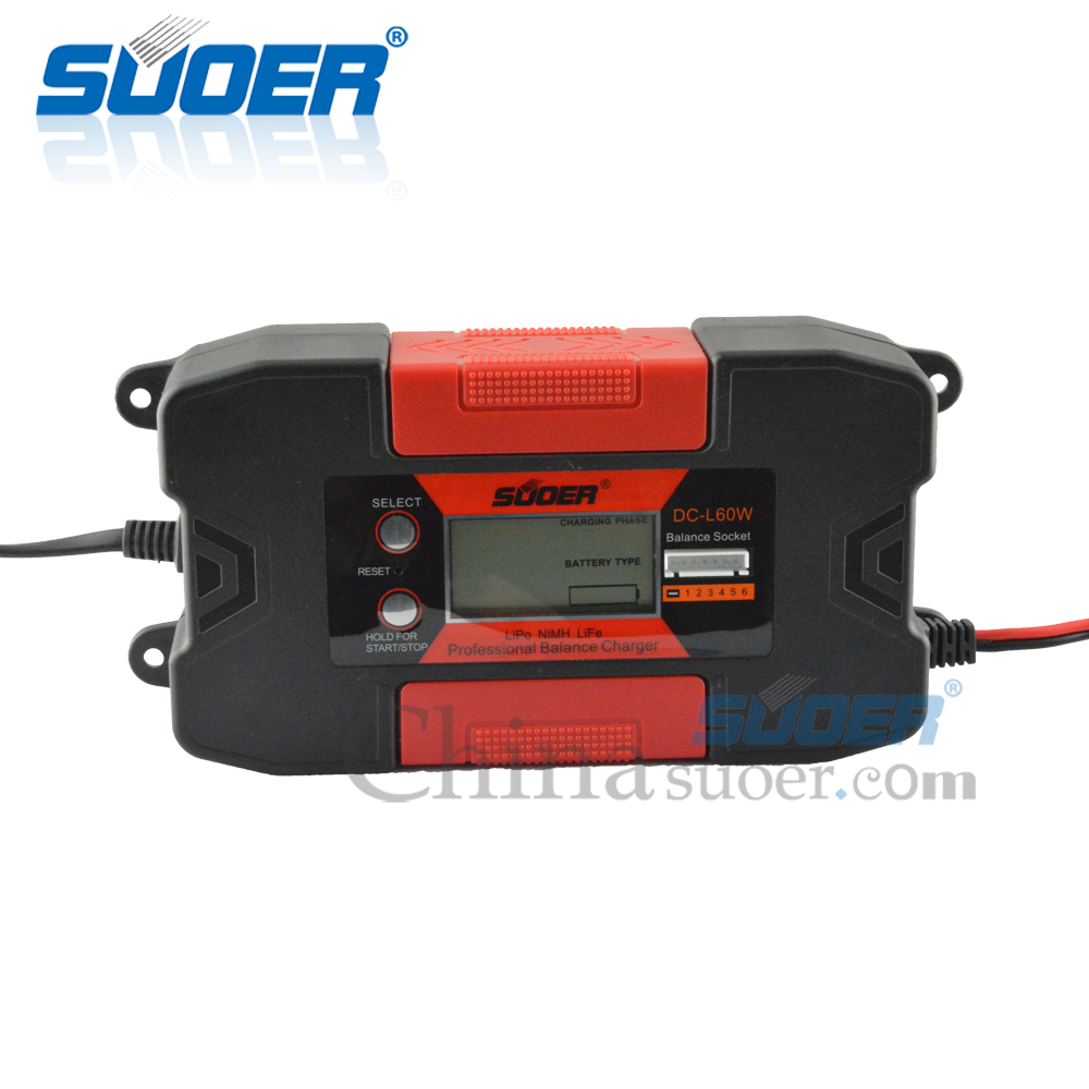 25V 6V Lithium Battery Charger
