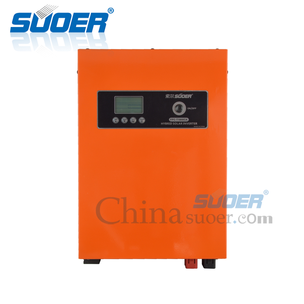 800W 12V 230V Pure Sine Wave Hybrid Inverter