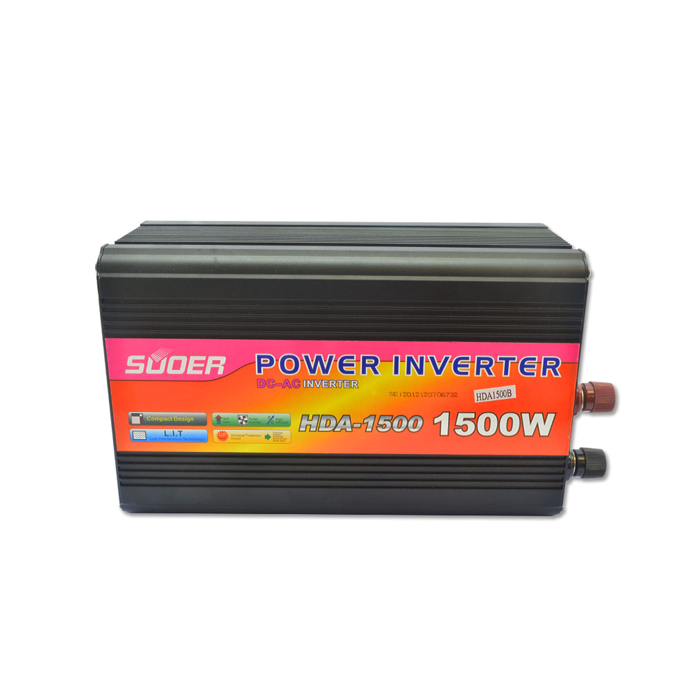 Modified Sine Wave Inverter - HDA-1500B