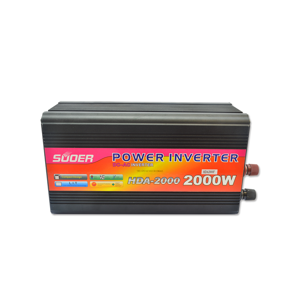 Modified Sine Wave Inverter - HDA-2000F