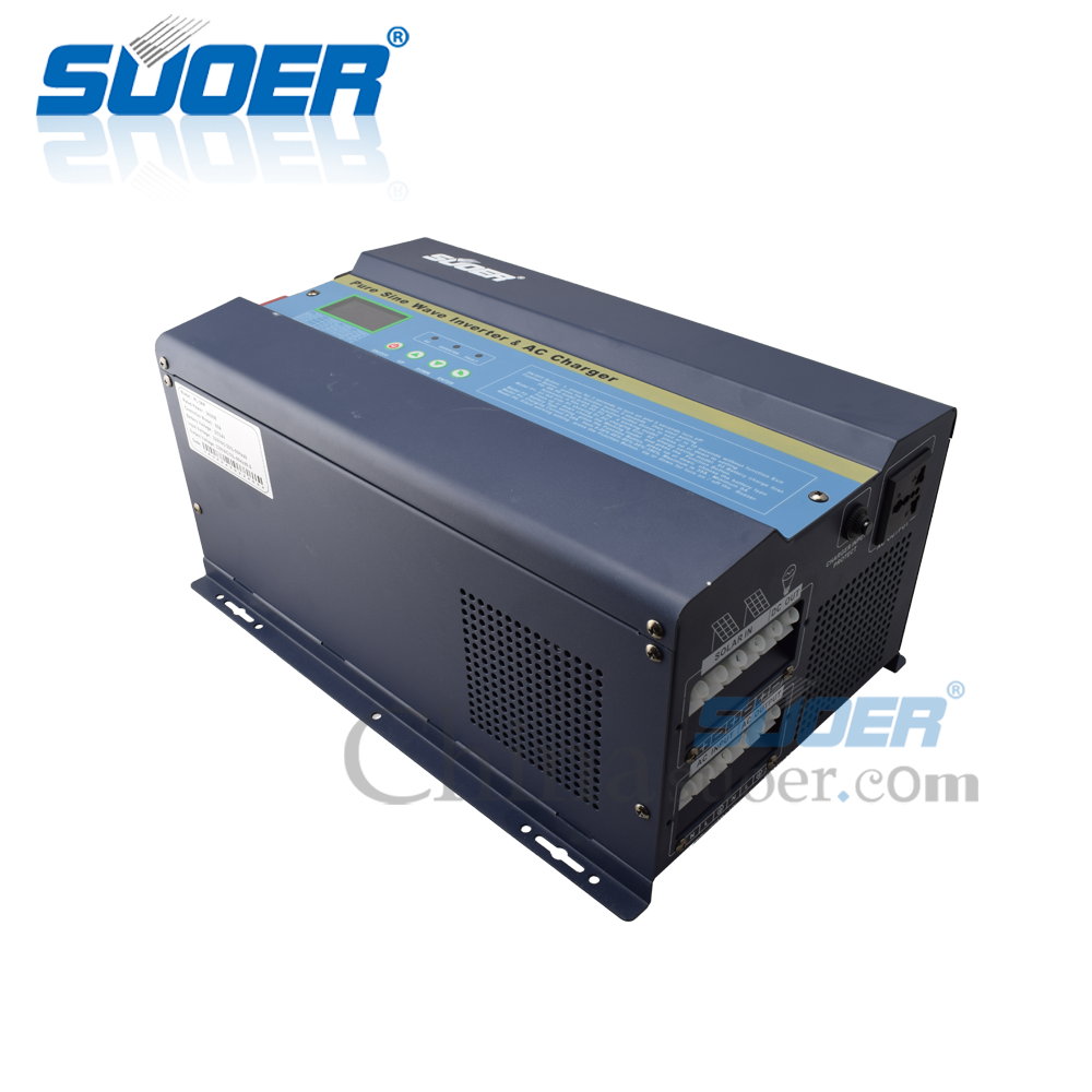 Low Frequency Hybrid Inverter - PL-3KP