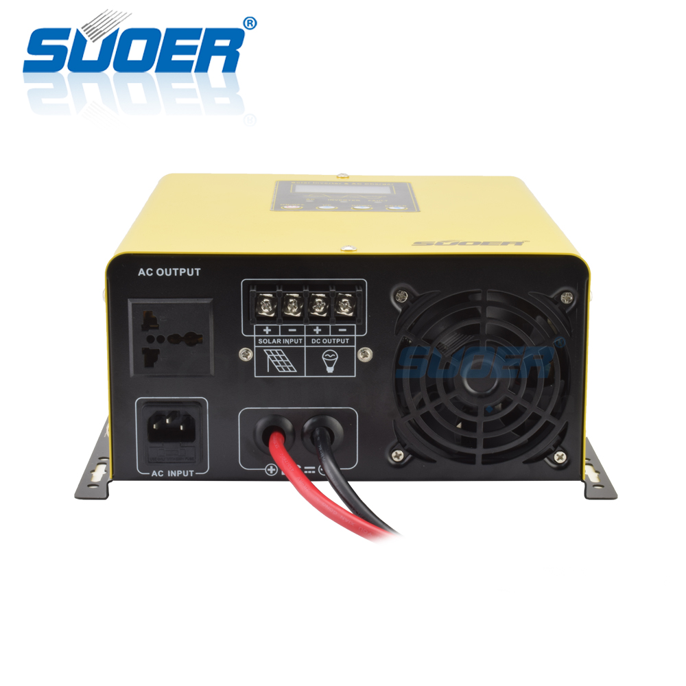 Low Frequency Hybrid Inverter - PL-1KW